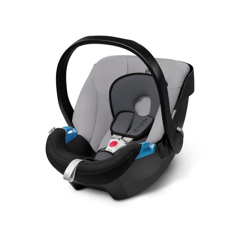 Cybex silla de coche beb aton baby moon for Silla coche bebe grupo 0