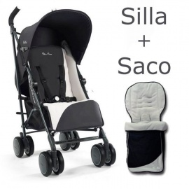 Silla Paseo Silver Cross Pop - Saco Regalo