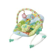 Bright Starts Hamaca Rocker Snuggle Jungle
