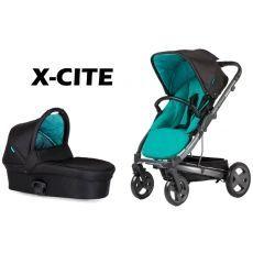 X-Lander X-Cite Cochecito Bebé 2 piezas