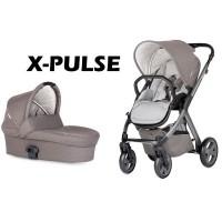 X-Lander X-Pulse Cochecito Bebé 2 piezas