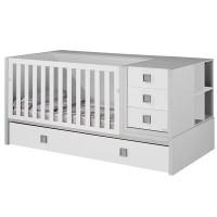 Habitación de Bebé Micuna Ambiente conver kids plus 3