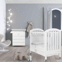Micuna Habitación Bebé White Moon