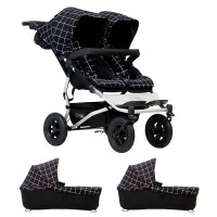 Cochecito Mountain Buggy Duet - Capazos Carricot Plus