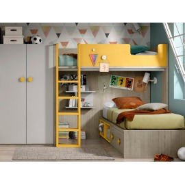 Habitación Juvenil 90