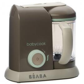 Robot Cocina Babycook Solo Pastel Azul Beaba