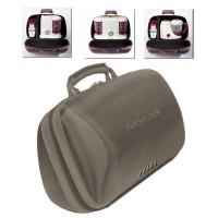 Bag babycook gris topo (compatible con t