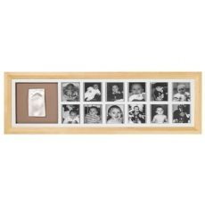 Baby Art 1St Year Print Frame Classic Line