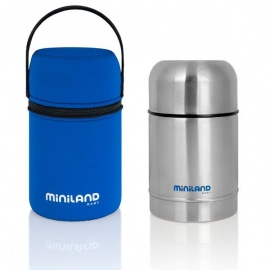 Termo steel thermo food 600 ml miniland
