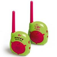 Intercomunicador rojo+verde innovaciones
