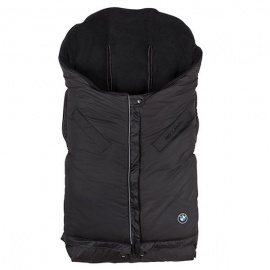 SACO FOOTMUFF EXPANDABLE SILLA BMW BLACK