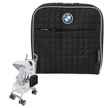 BOLSA TÚRMICA UNIVERSAL BMW BLACK MACLAR