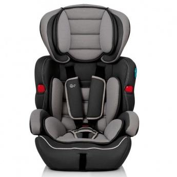 Silla auto travel gr. 1/2/3 gris/gris in