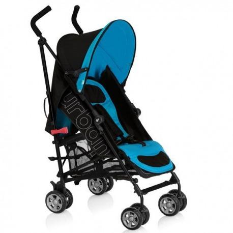 Negra Azul Paseo Colchoneta Urban Moon Innovaciones Baby Silla Ms k8OwPn0