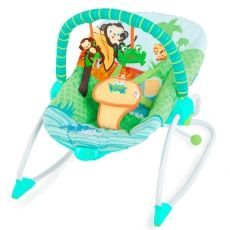 Hamaca Bright Starts Rocker Peek-A-Zoo