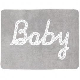 Alfombra Lorena Canals Algodón Baby Petit Point Pink 120X160