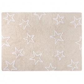 Alfombra Lorena Canals Algodón Estrellas 120 x 160