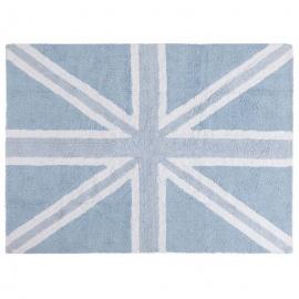 Alfombra Lorena Canals Algodón Flag England Baby Pink 120X160