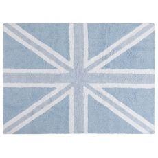 Alfombra Lorena Canals Algodón Flag England Baby 120 x 160