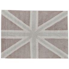 Alfombra Lorena Canals Algodón Flag England Linen 140 x 200
