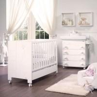 Habitación de Bebé Micuna Ambiente juliette luxe con bañera