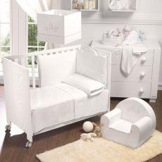 Habitación de Bebé Micuna Ambiente Juliette luxe Edredon