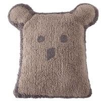 Cojín Lorena Canals Lavable Cushion Bear Linen 50 x 35