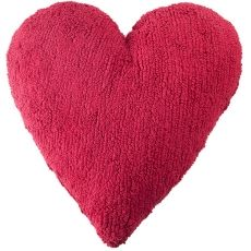 Cojín Lorena Canals Lavable Cushion Heart 50 x 45 Pack 2 unidades