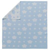 Manta Lorena Canals Algodón Italian Combed Cotton Blanket 75 x 80