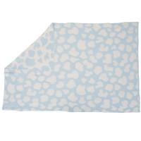 Manta Lorena Canals Lana Wool Blanket Vaca 180 x 120