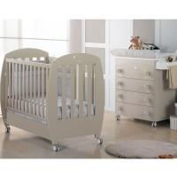 Habitación de Bebé Micuna Ambiente valeria luxe arena