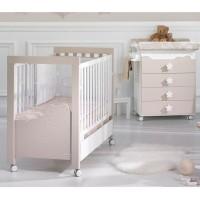 Habitación de Bebé Micuna Ambiente dolce luce arena