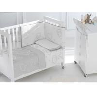 Habitación de Bebé Micuna Ambiente dolce luce canastilla