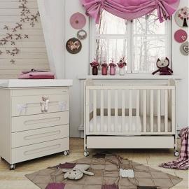 Habitación de Bebé Micuna Ambiente dou dou banera