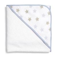 Bonjourbébé Capa de Baño XL 1m x 1m Estrella