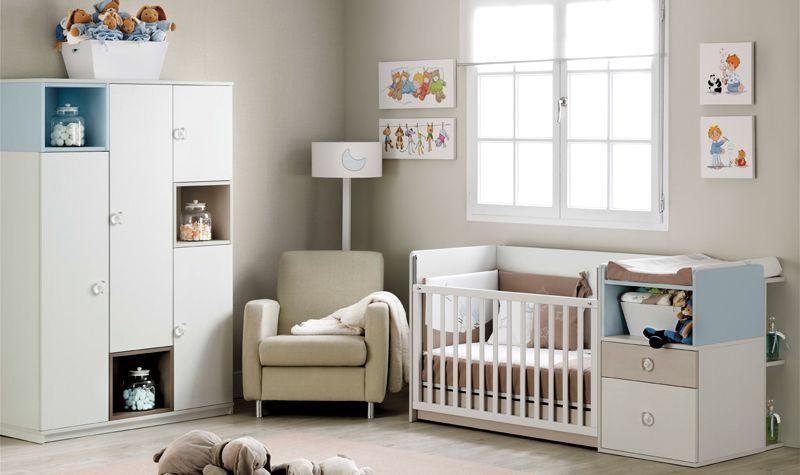 Habitación Bebé Ros New Elite