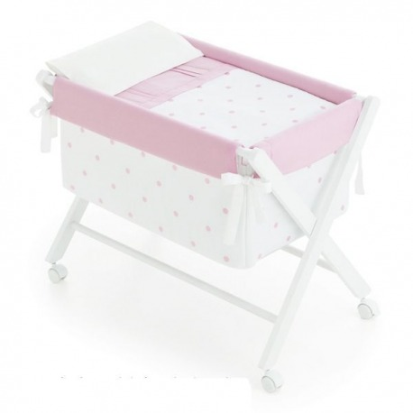 Bimbi Dreams Minicuna Plegable Tijera Romantic