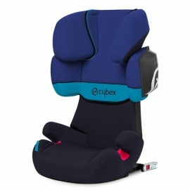 Cybex silla de Coche Solution X2-Fix 2015