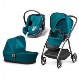 GB Platinum Maris Coche 3 Piezas Bebé