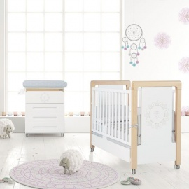 Micuna Dormitorio Bebé Mandala