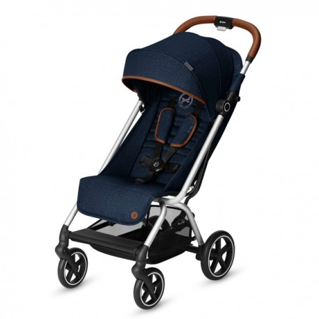 Cybex Silla de Paseo Eezy S+ Denim Collection