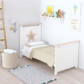 Habitación Infantil Cuna Cama Baby Star