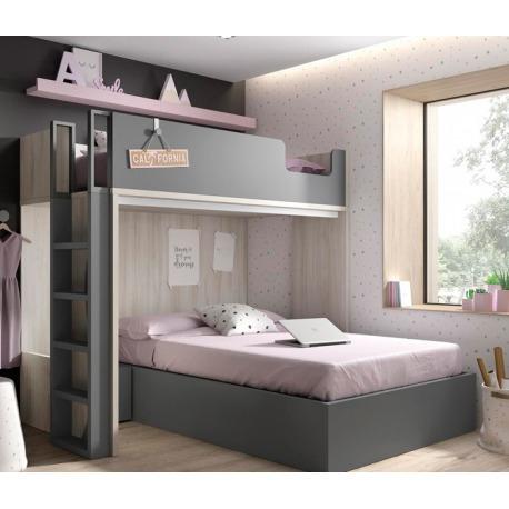 Habitación Juvenil L47