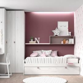 Habitación Juvenil N6