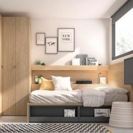 Habitación Juvenil N9