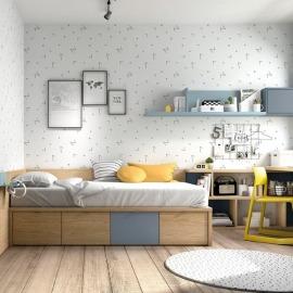 Habitación Juvenil N10