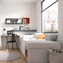 Habitación Juvenil N12
