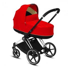 Cybex Priam Capazo Lux Premium y Seat Pack