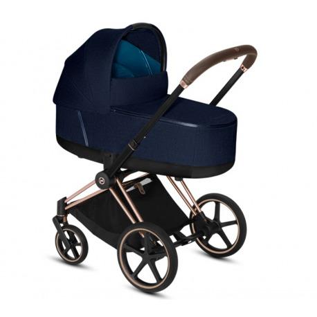 Cybex Priam Capazo Lux Premium y Seat Pack Plus