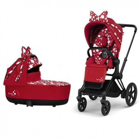Cybex Priam Petticoat Red